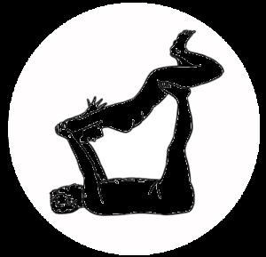 Bleistiftzeichnung nacktes Tantrapaar