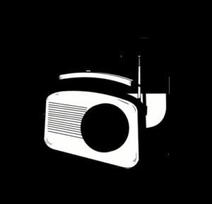 Bleistiftzeichnung Radio Mikrofon Tantrapodcast